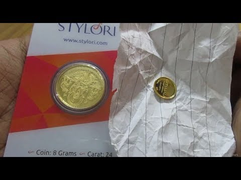 Should We Buy GOLD BAR / GOLD COIN from Amazon . Proof in th
