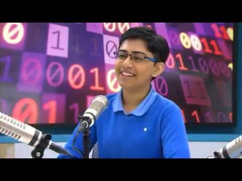 Tanmay Bakshi | Interview at GOOGLE | 13 year old boy