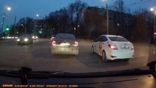 Беспредельщик Р139АС136 из iTaxi Такси Воронеж