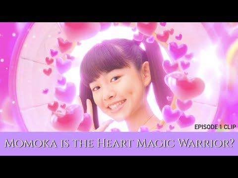 MagimajoPures Episode 1 Clip | Momoka Is The Heart Magic Heroine?