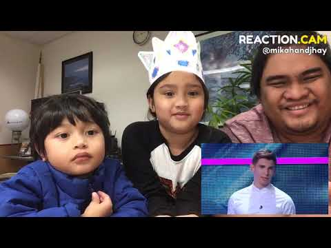 Family Reacts to Bella Santiago sings Total Eclipse of the Heart- X Factor Romania 2018