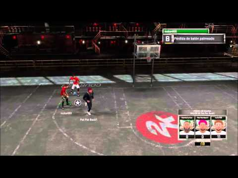 Nba 2k16 Mypark Taking over the 21's