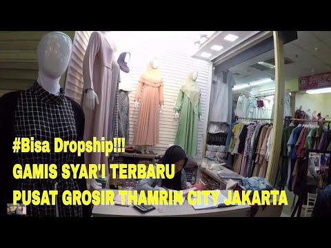 TOKO ANEUKU GALLERY PUSAT BUSANA MUSLIM THAMRIN CITY JAKARTA