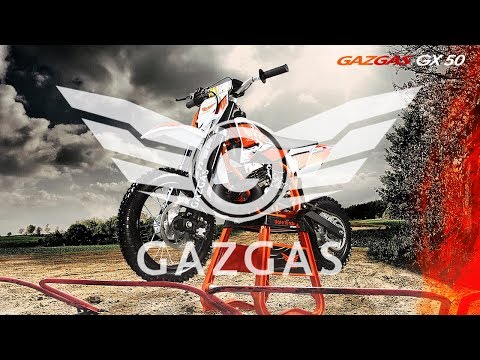 REVIEW Mini trail Gazgas GX 50 cc Motor Juara untuk Anak Anda