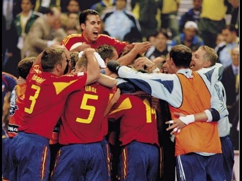Spain v. Italy - Futsal World Cup FINAL 2004 - HIGHLIGHTS