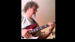 Seymour Duncan Antiquity ii pick ups demo