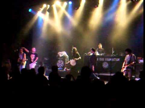 Asian Dub Foundation - Rebel Warrior  (live @ Gagarin - Athens, 13/5/11)