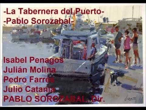 LA TABERNERA DEL PUERTO. Pablo Sorozabal.