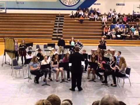 St. Cecilia Bands - Winter Winds 3/5
