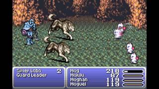Final Fantasy VI Advance - Guard Leader