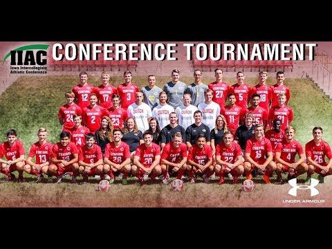 2016 Central College Men's Soccer Highlight Video