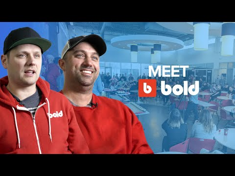 Come work at Bold Commerce in Winnipeg