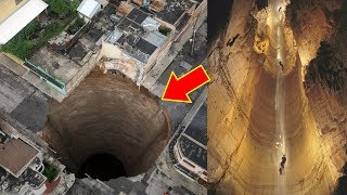 10 Deepest Holes On Earth