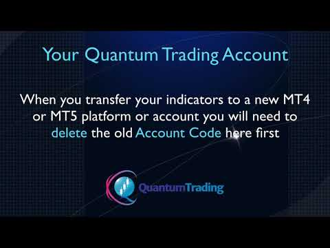 Inside your new Quantum Trading account