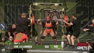 BIG DOGS 2 2017 Присед  Squat Pro Raw
