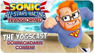 Yogscast Charity DLC - Sonic & All Stars Racing Transformed (PC)