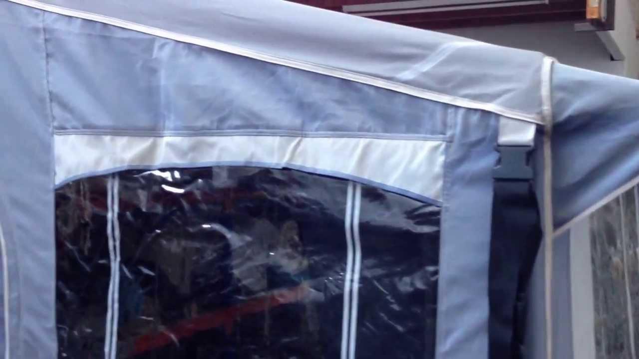 Quest Windsor Caravan Porch Awning