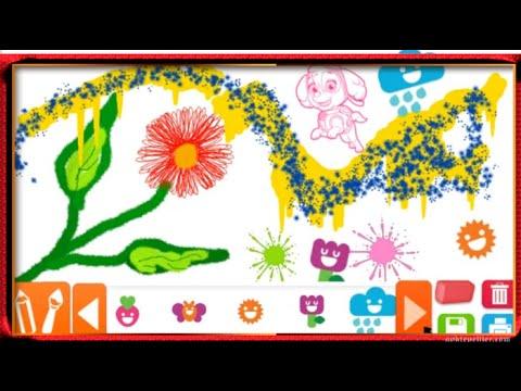 Nick Jr Originals Games - Nick Jr Free Draw - YouTube