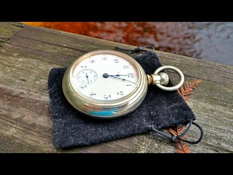 elgin pocket watch serial number dating