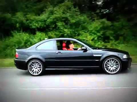 11 YEAR OLD DRIVING HIS DADS BMW M3 CSL OUT IN THE ESSEX COUNTRYSIDE