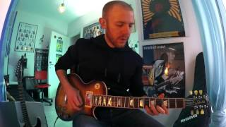 You Shook Me All Night Long - AC/DC - Guitar Solo Lesson