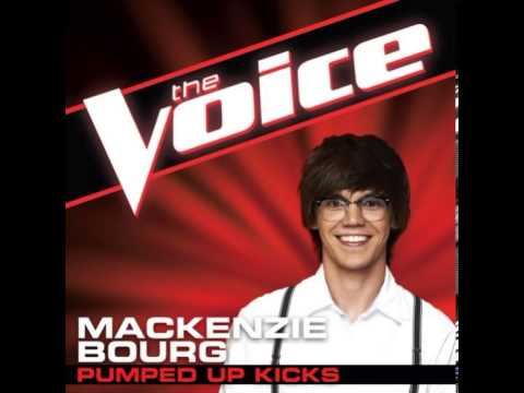 "MacKenzie Bourg: ""Pumped Up Kicks"" - The Voice (Studio Version)"