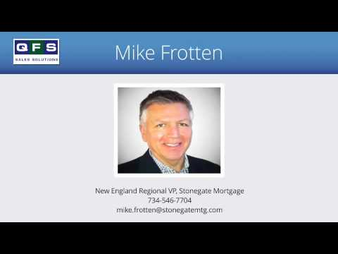 Interview with Mortgage Expert: Mike Frotten