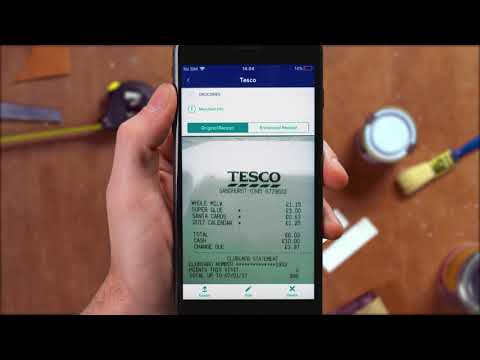 Receipts - How to capture and manage receipts using your mobile app - Royal Bank Business Banking