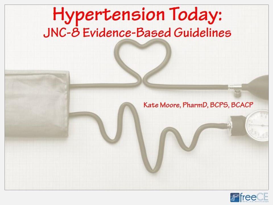 8 guidelines pdf jnc
