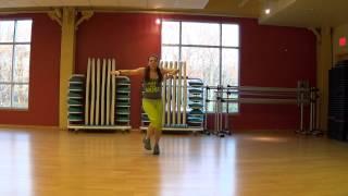 El Caballito De Palo by Joseph Fonseca Merengue Dance / Zumba® Fitness