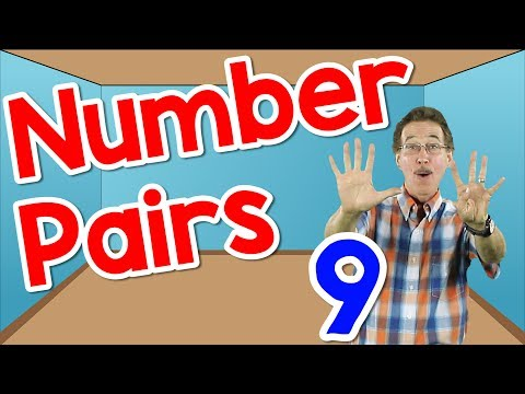 I Can Say My Number Pairs 9 | Math Song for Kids | Number Bonds | Jack Hartmann