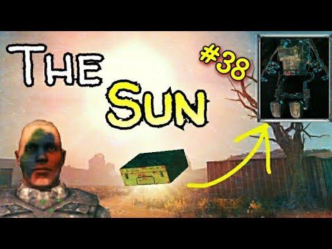 """THE SUN 1.6.3. """"ГРУЗ ДЛЯ БОРЗОГО"""", НОВОЕ ЗАДАНИЕ С БРОНЕЙ ОТСТУПНИКА. ПОЛНОЕ ПРОХОЖДЕНИЕ. #38"""