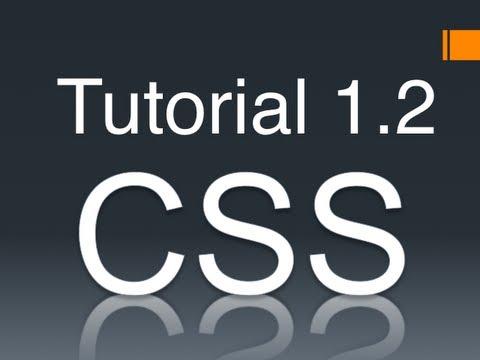 CSS Tutorial 1.2 | Background Color (Beginner)