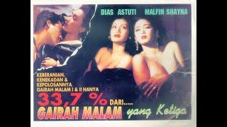 Gairah Malam Yang Kedua || Film Indonesia Jadul || Tahun Produksi 1995