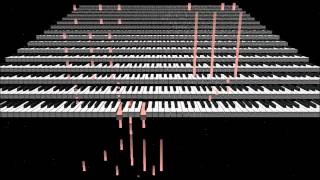 アシタカせっ記「もののけ姫より」 / 久石譲(ピアノソロ演奏)