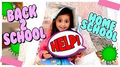 BACK TO SCHOOL 🏫 HOME SCHOOL Edition 😍 Tipps und Tricks mit Alles Ava