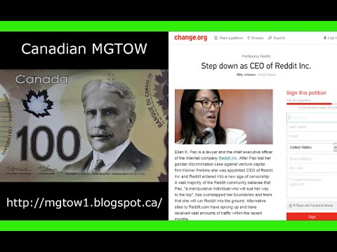 save reddit lose the feminist by canadian mgtow youtube