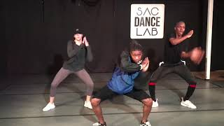 Sac Dance Lab - last Time That I Checked - Nipsy Hussle | Donnie