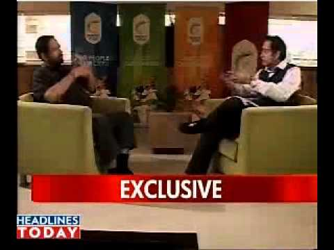 Kalmadi walk out of Outlook studio
