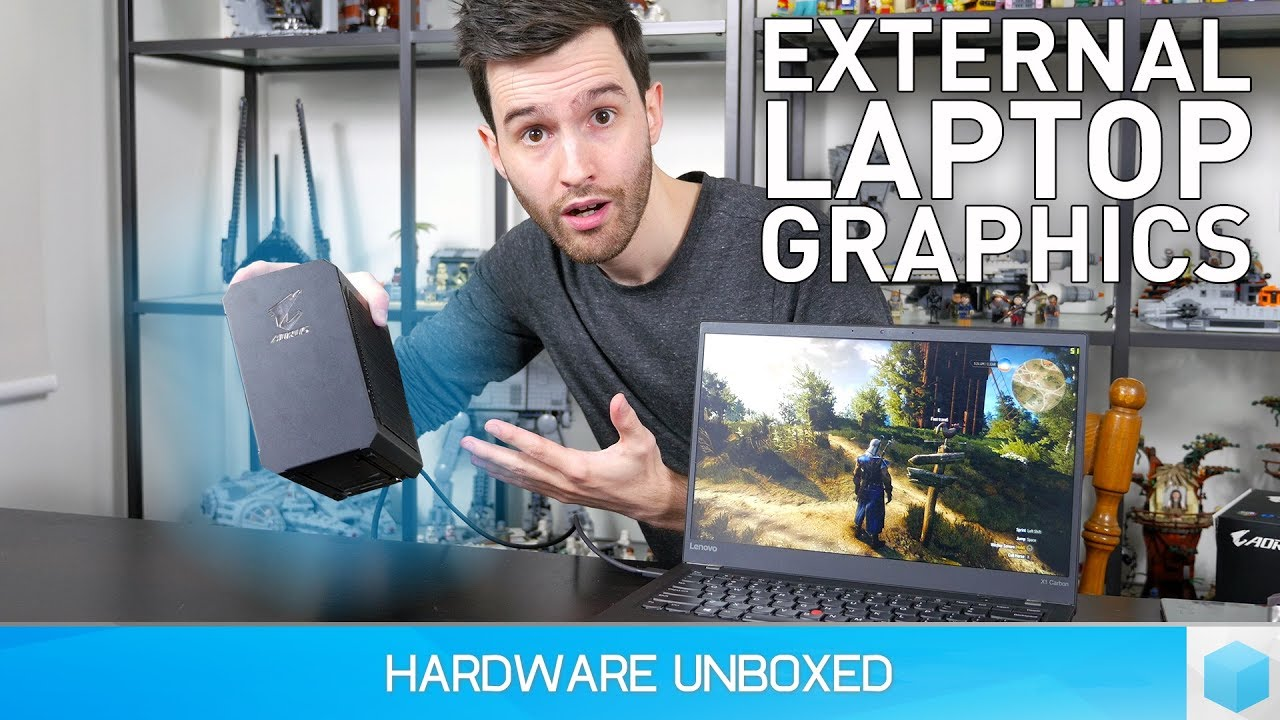 Gigabyte AORUS GTX 1070 Gaming Box Review