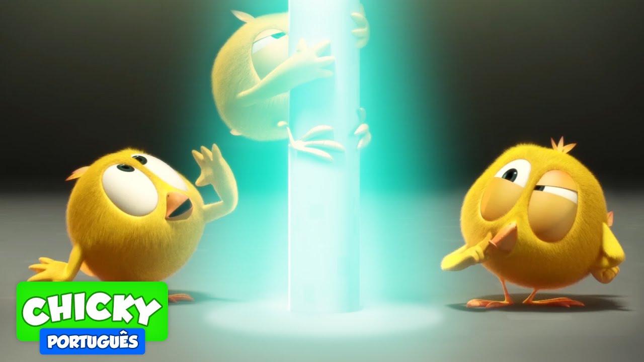 Onde está Chicky? 2020 | OS INVASORES | Desenhos Animados Infantil