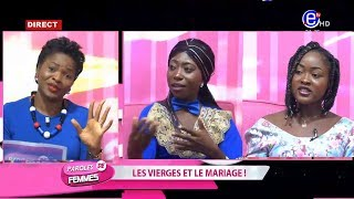 PAROLES DE FEMMES (Les vierges et le mariage) DU 25/02/2020 - EQUINOXE TV