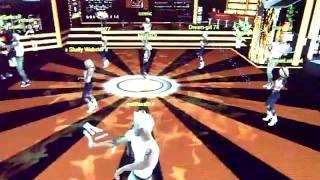 Dragonforce Dancers - GB-Koenig der Dieben 11.04.2010 2/2