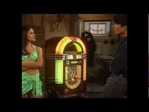 Priscilla Garita - Sunset Beach - Gabi flirts with Ricardo & Gabi's fantasy dream about Ricardo