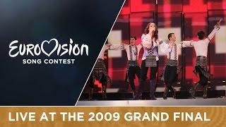 Download Nelly Ciobanu - Hora Din Moldova (Moldova) Live 2009 Eurovision Song Contest