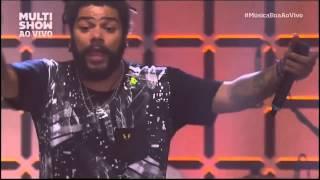 """O Segundo Sol """"Cover Nando Reis"""" - DRC, Nenhum de Nós & Onze:20 """"Multishow Música Boa ao Vivo"""" - HD"""