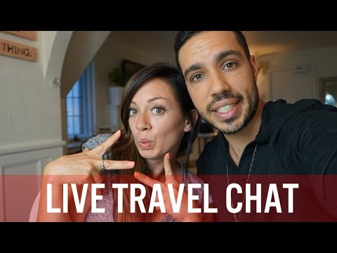 LIVE TRAVEL CHAT