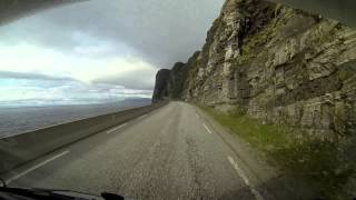 Repeat youtube video Matkailuautolla pohjois-norjaan Travel by in northern Norway part 11.