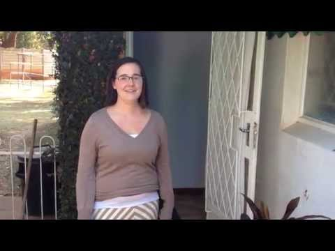 Tour of our Guest House in Harare, Zimbabwe