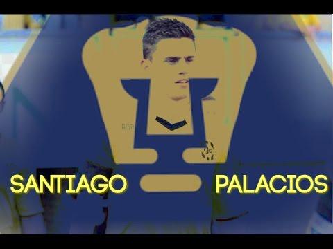 "Santiago Palacios ""Welcome Back Pumas UNAM"" Best  Goals Skills and assists"